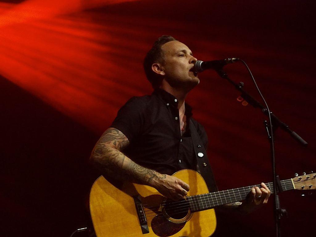 Dave Hause - Köln, 28.07.2018 - Foto: Olli Exner