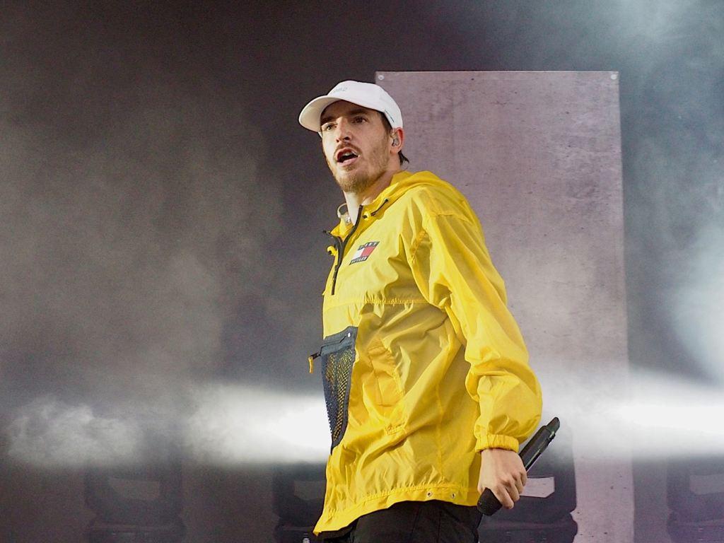 Casper@Lollapalooza Berlin 2018 - 08.09.2018 - Foto: Olli Exner
