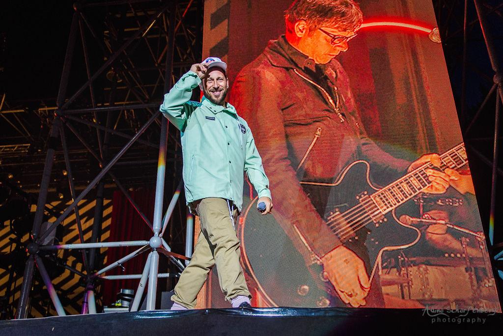 Beatsteaks - Wuhlheide Berlin, 25.08.2018 - Foto: Adina Scharfenberg