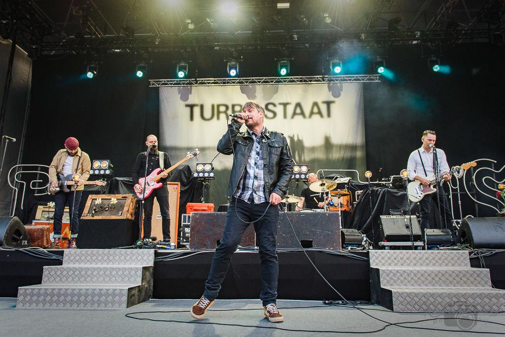 Turbostaat - Wuhlheide Berlin, 25.08.2018 - Foto: Adina Scharfenberg