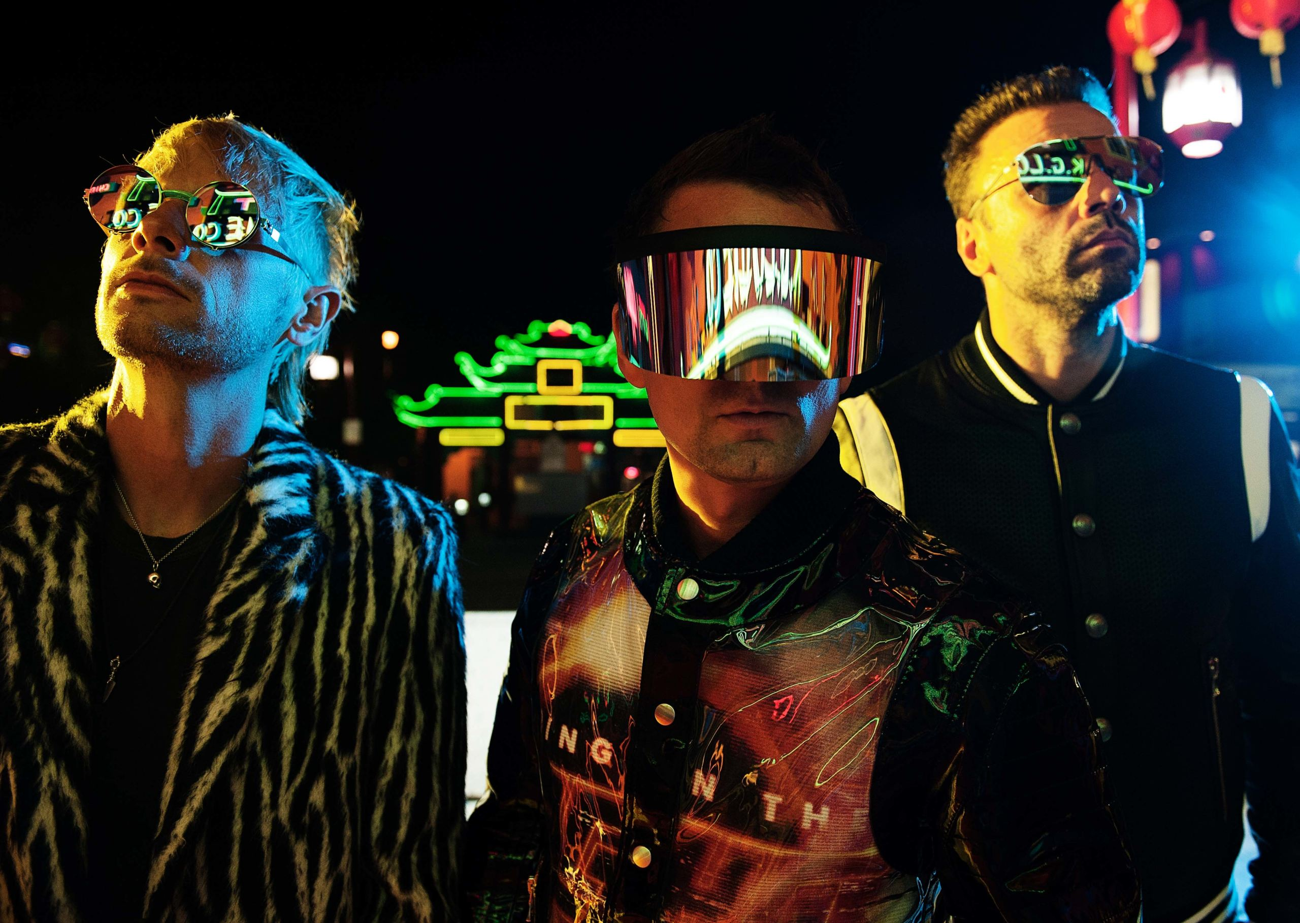Muse - Foto: Jeff Forney