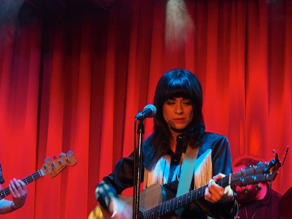 Nicole Atkins, Privatclub Berlin, 20.04.2019 - Foto: Olli Exner