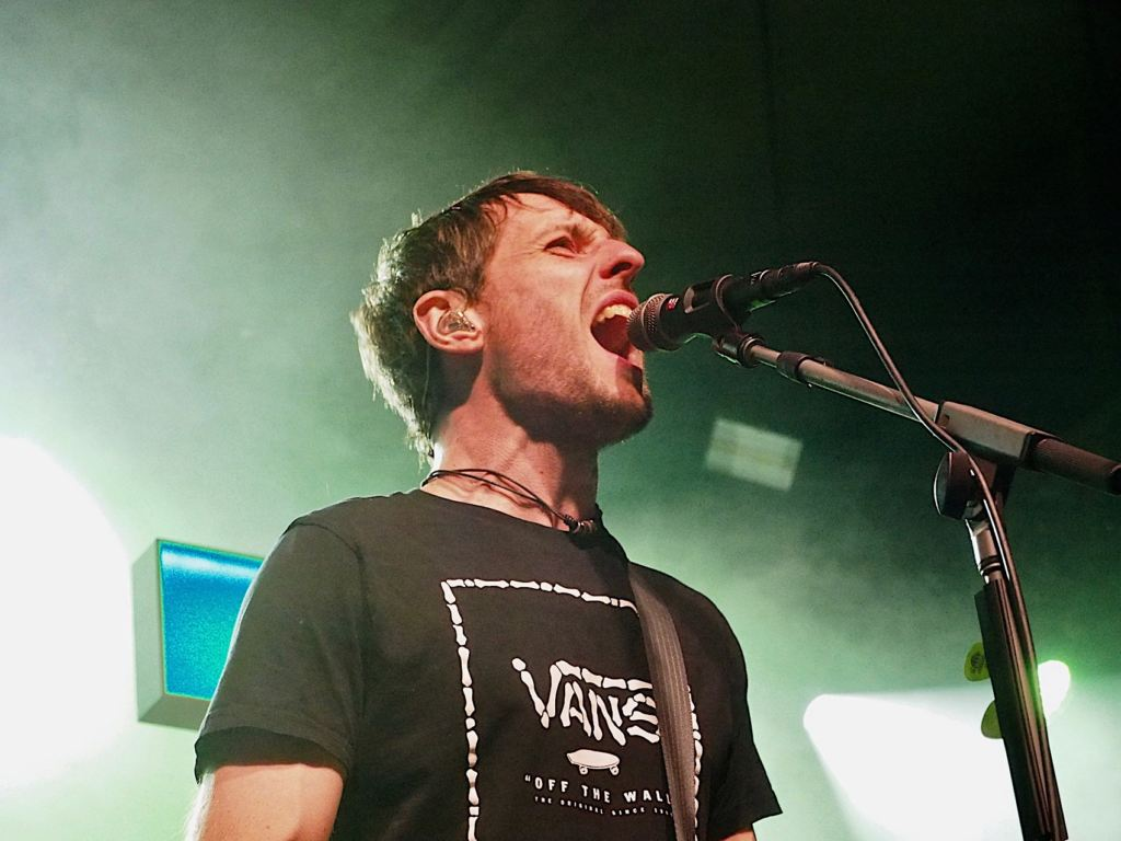 ITCHY @ DONOTS 25th Birthday Slam, Berlin 26.04.2019