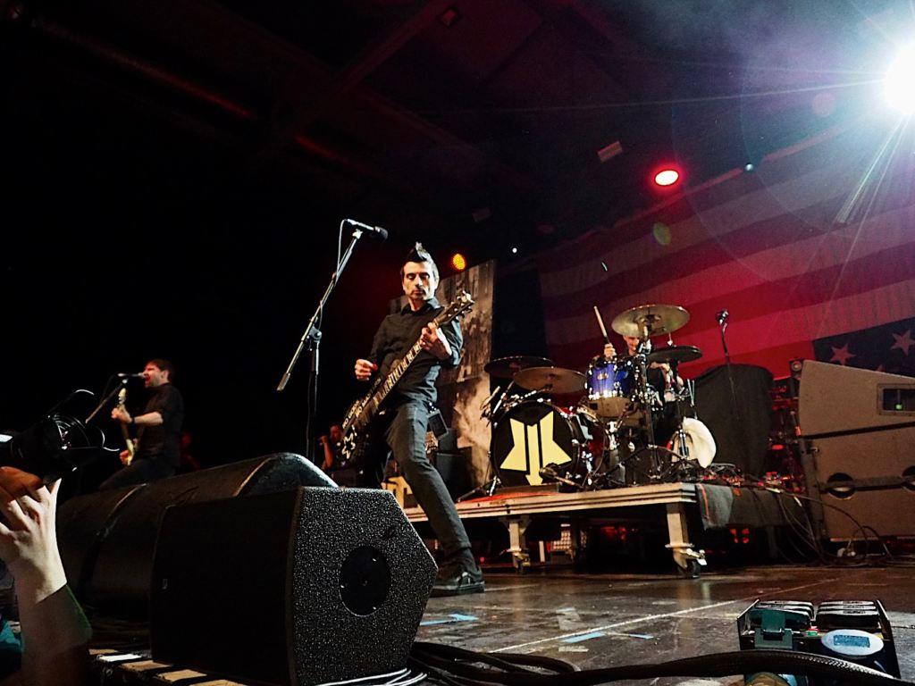 Anti-Flag @ DONOTS 25th Birthday Slam, Berlin 26.04.2019