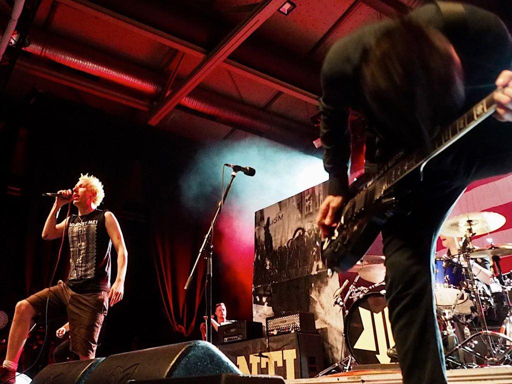 Anti-Flag & ZSK @ DONOTS 25th Birthday Slam, Berlin 26.04.2019