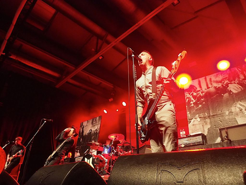 Anti-Flag @ DONOTS 25th Birthday Slam, Berlin 26.04.2019