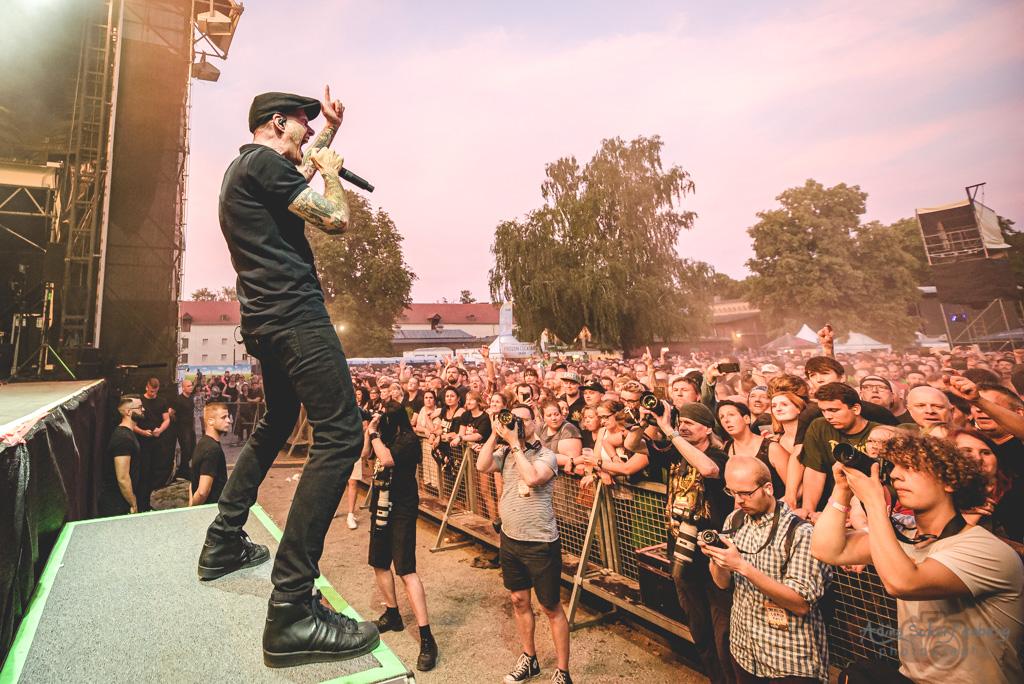 Dropkick Murphys - Crash Fest Berlin, 15.06.2019 - Foto: Adina Scharfenberg