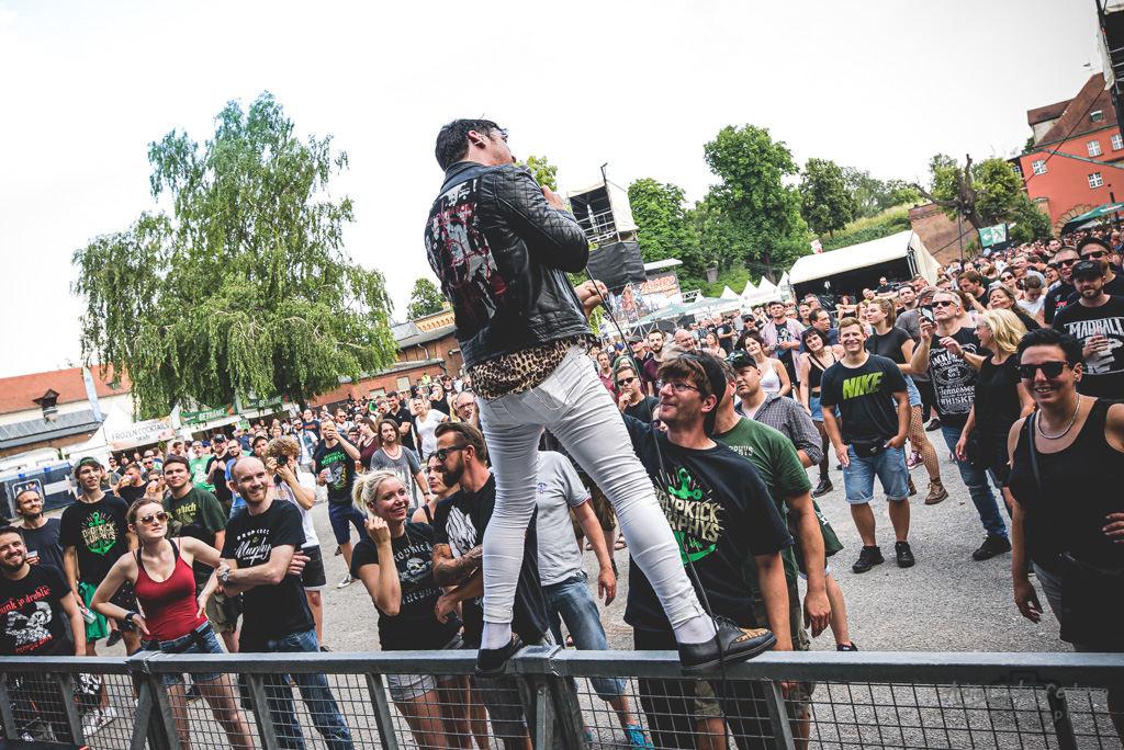 White Trash at Zitadelle Spandau, Berlin 15.06.2019  - Foto: Adina Scharfenberg