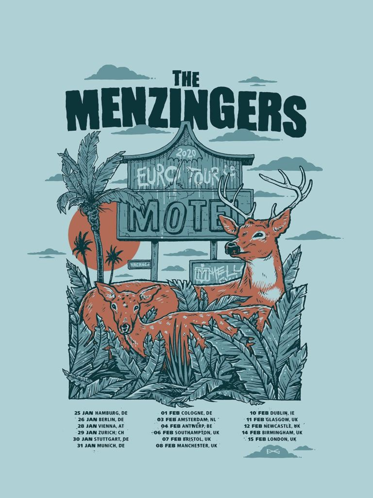The Menzingers - Tour 2020