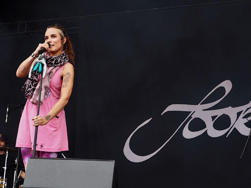 Sookee @ Highfield Festival 2019 - Foto: Bine Gasse