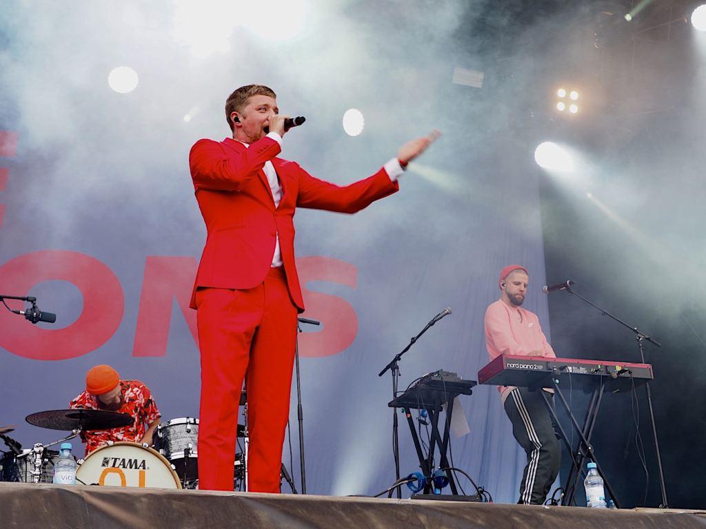 Die Orsons @ Highfield Festival 2019 - Foto: Bine Gasse