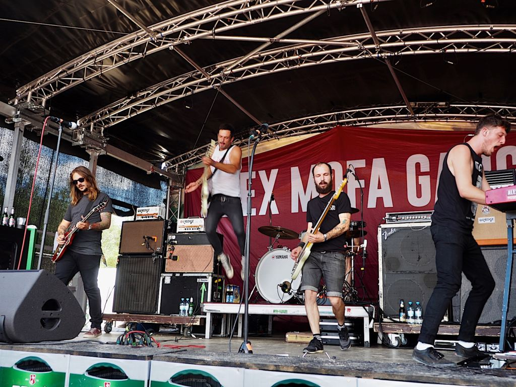 Alex Mofa Gang @ Highfield Festival 2019 - Foto: Bine Gasse