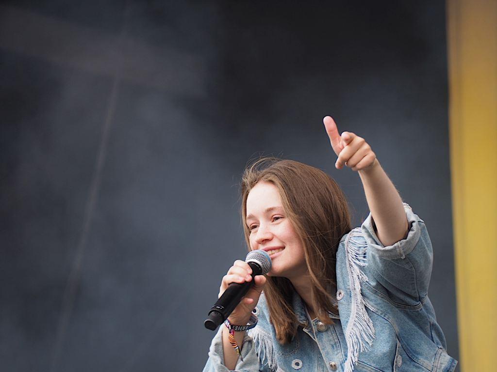 Sigrid - Lollapalooza Berlin 2019 - Foto: Olli Exner