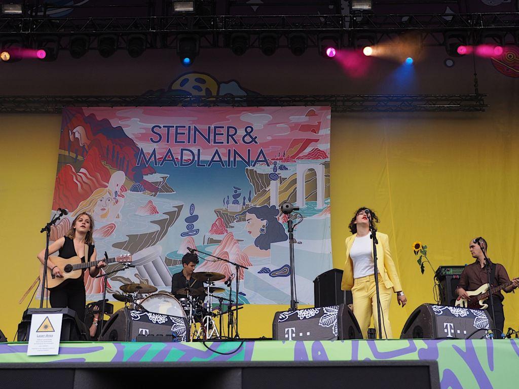 Steiner & Madlaina - Lollapalooza Berlin 2019 - Foto: Olli Exner