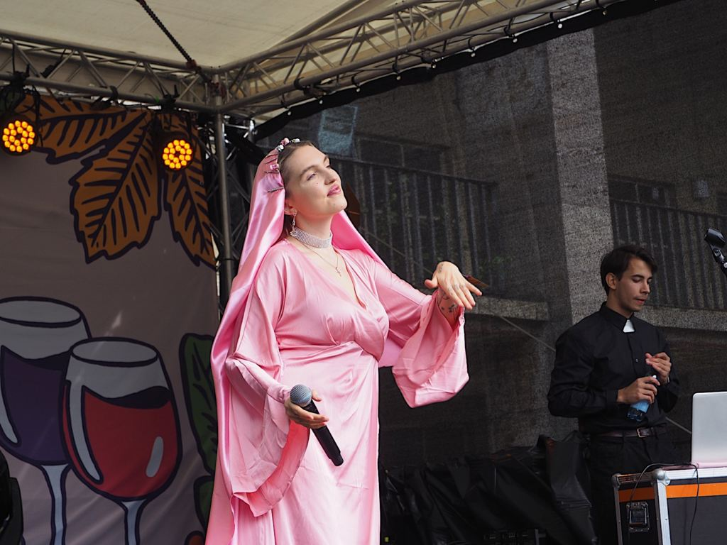 Mia Morgan - Lollapalooza Berlin 2019 - Foto: Olli Exner