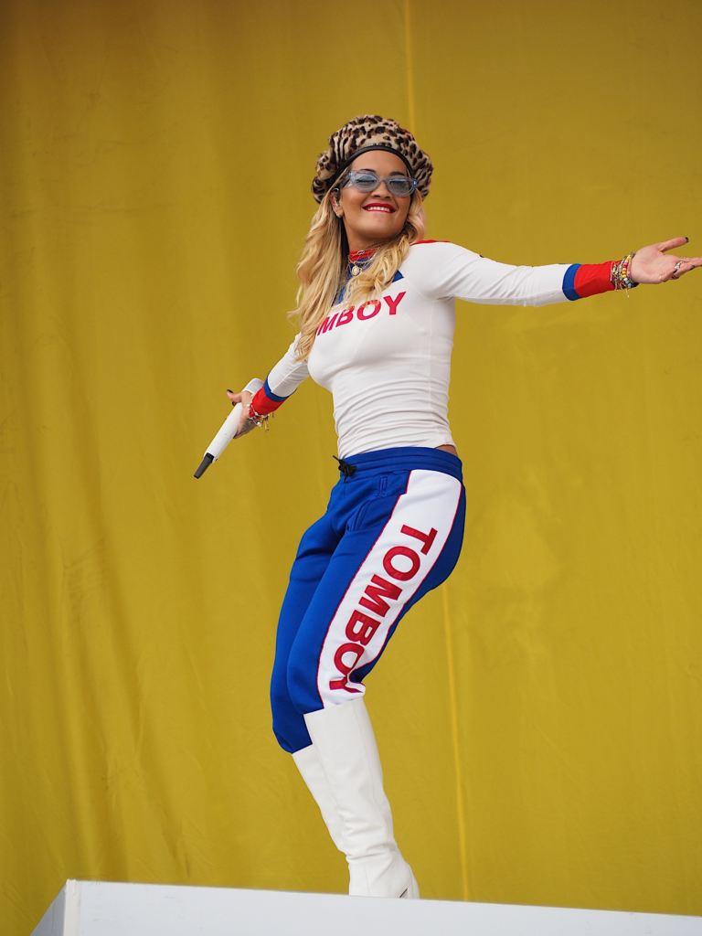 Rita Ora - Lollapalooza Berlin 2019 - Foto: Olli Exner