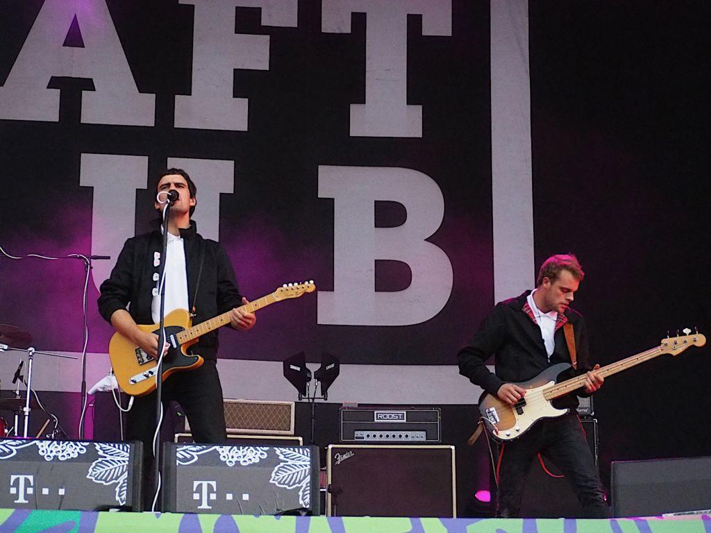 Kraftklub - Lollapalooza Berlin 2019 - Foto: Olli Exner