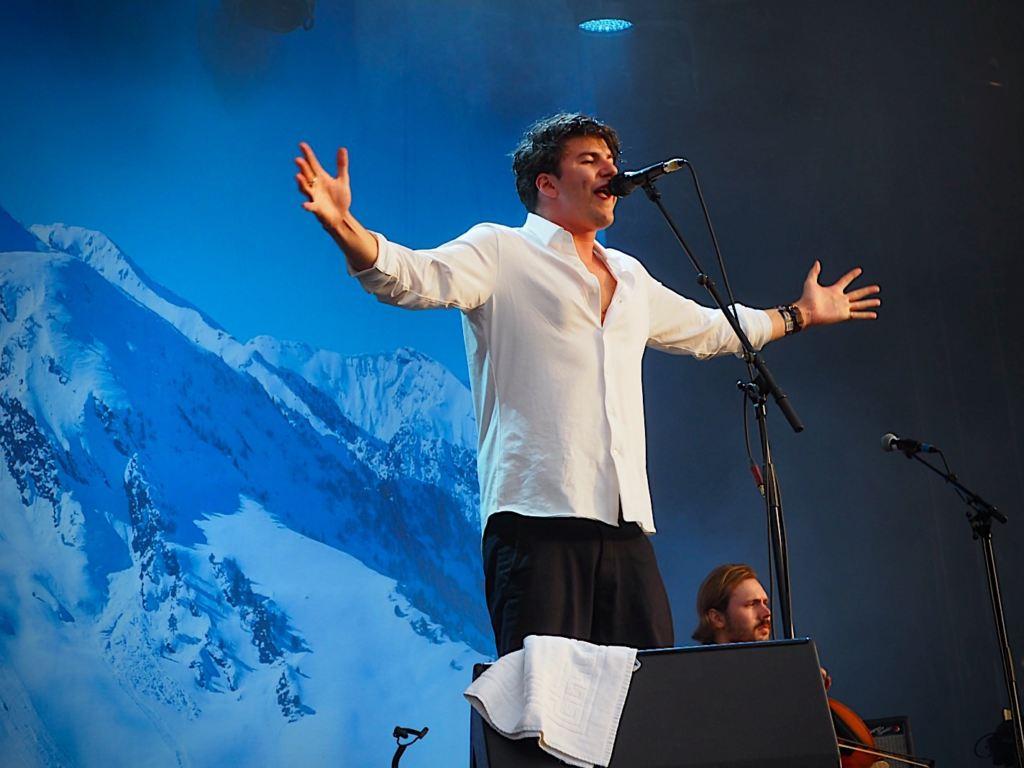 Faber @ Highfield Festival - Foto: Bine Gasse