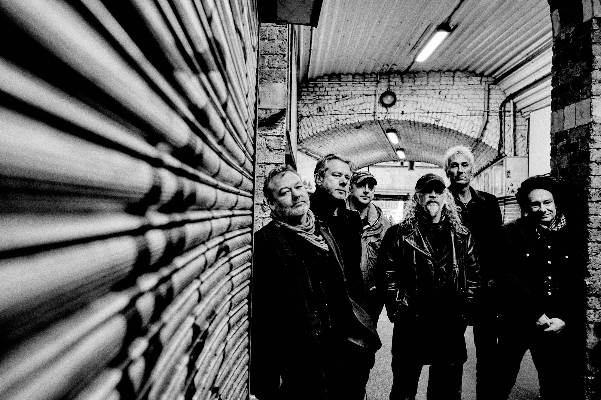 The Levellers kommen im Oktober für drei Konzerte nach Deutschland
