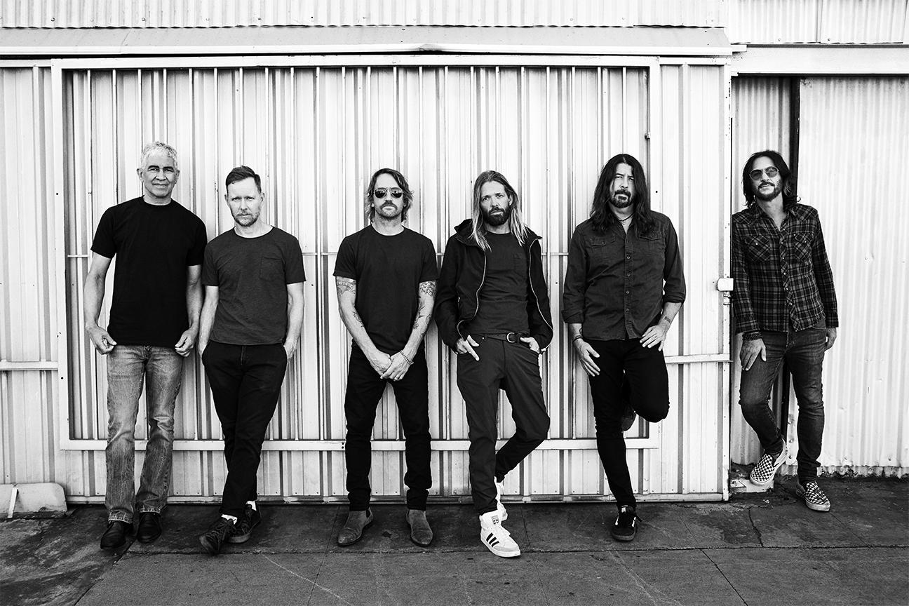 Foo Fighters - Foto: Danny Clinch