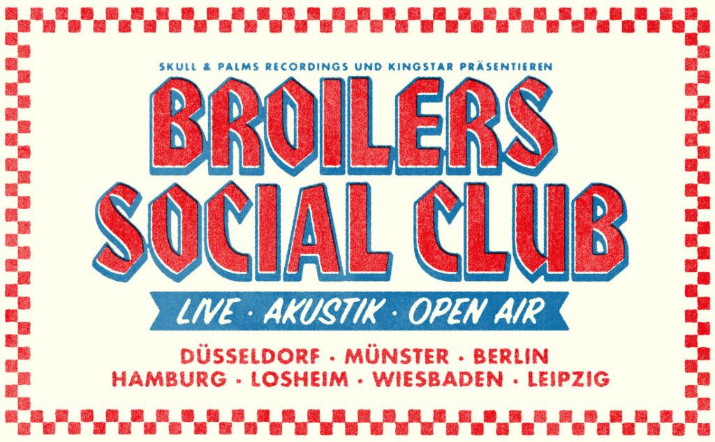 Broilers Social Club - Live Akustik Open Air