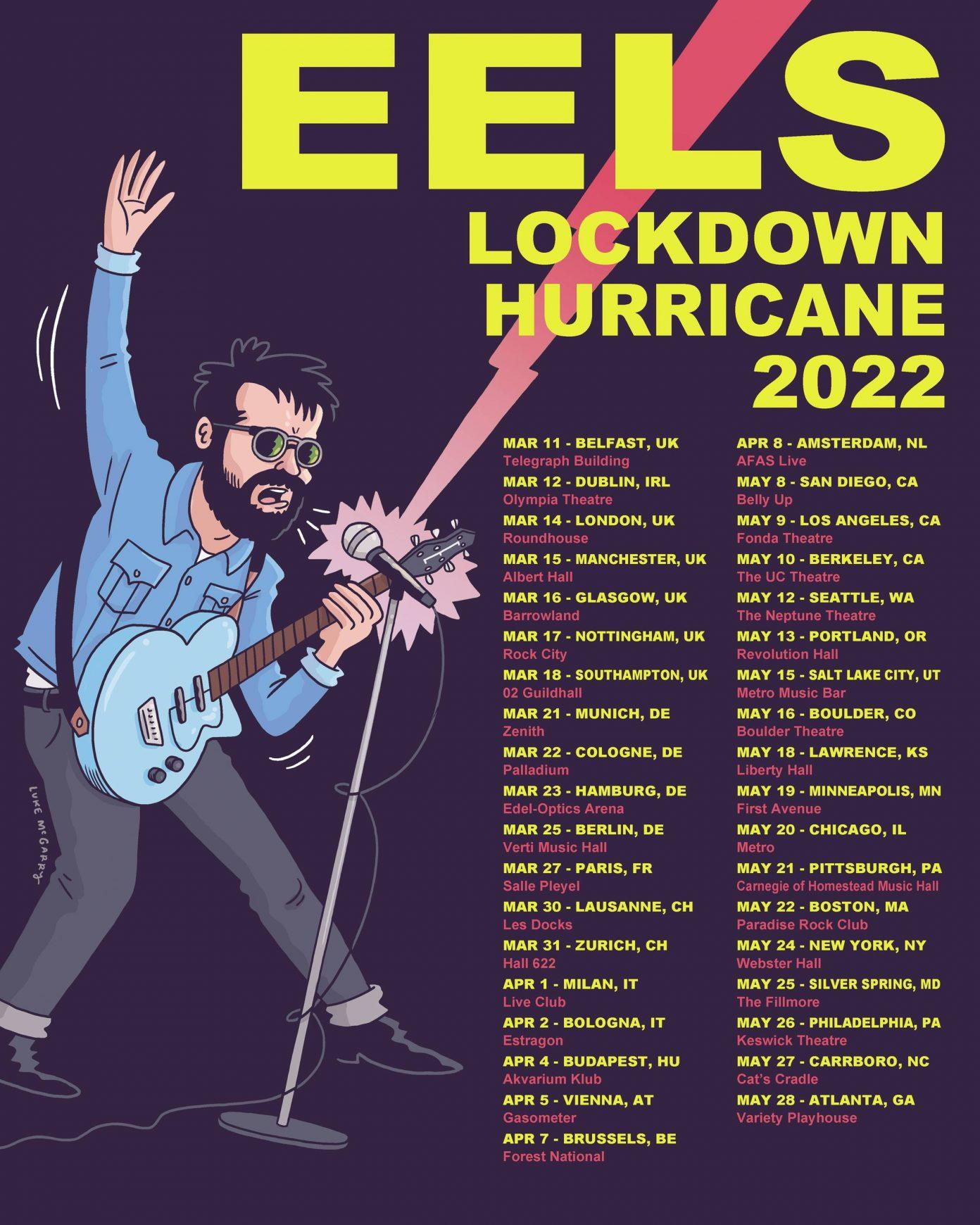 "- ""Lockdown Hurricane-Tour 2022"""