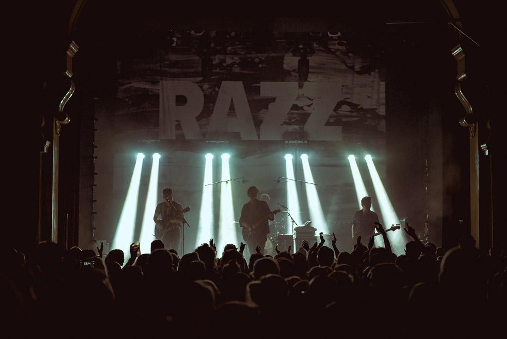 Razz, Heimathafen Neukölln, Berlin, 2018 Foto: Adina Scharfenberg