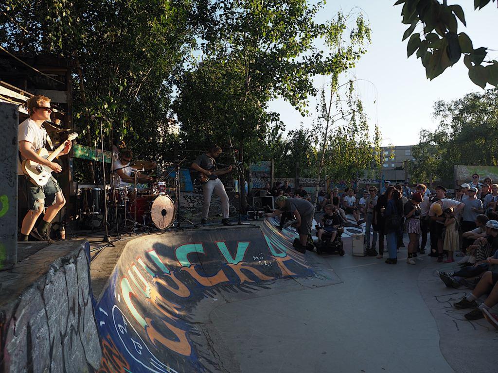 Chuckamuck - Greifswalder D.I.Y., Berlin, 30.07.2021 - Foto: Olli Exner